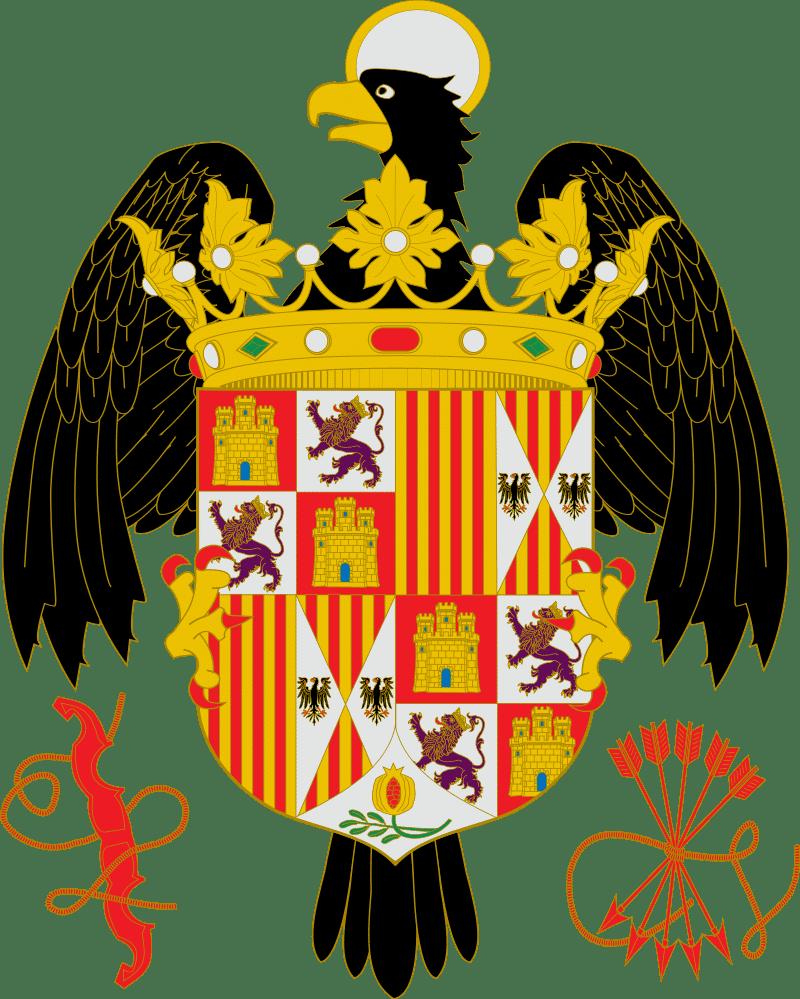 aguila reyes catolicos