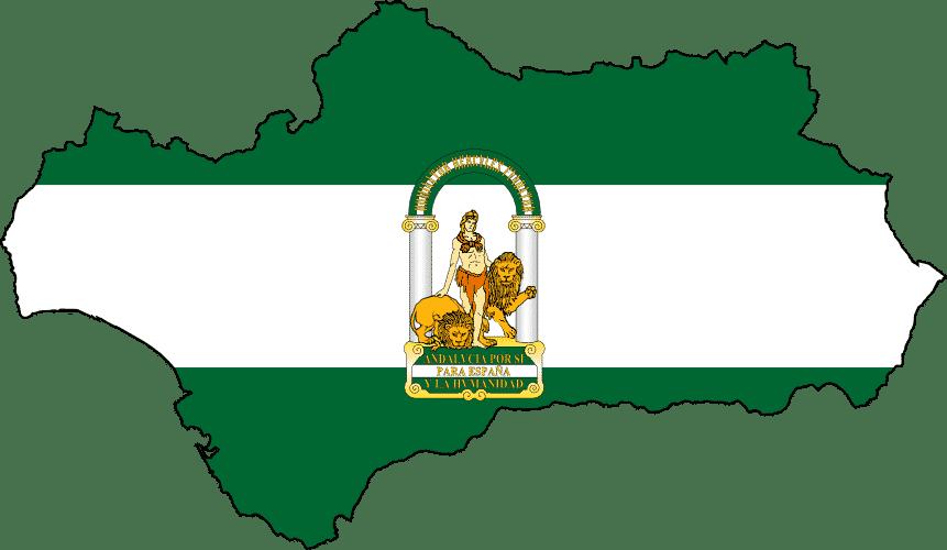 bandera andalucia png