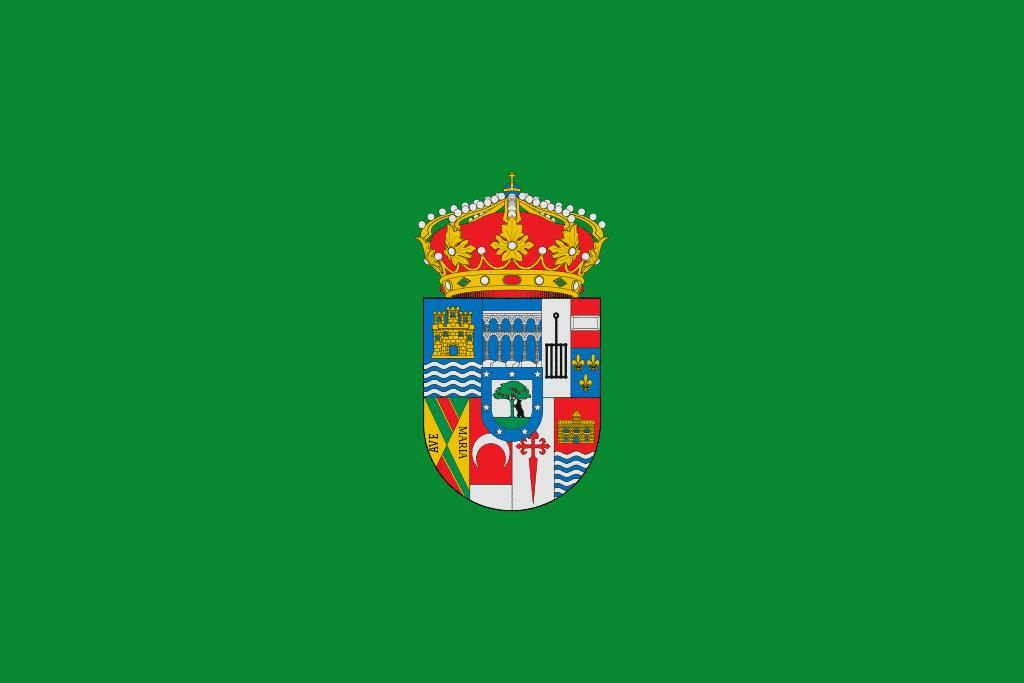 bandera antigua madrid