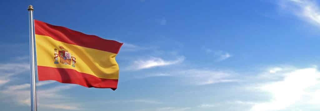 bandera de España imagen