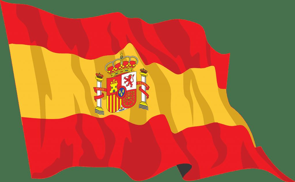 bandera española formato png