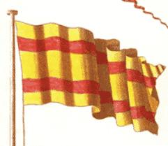 bandera marina mercante
