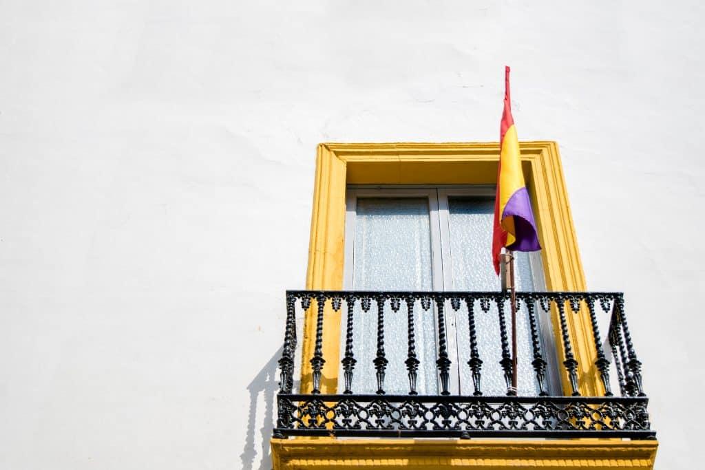 bandera segunda republica balcon