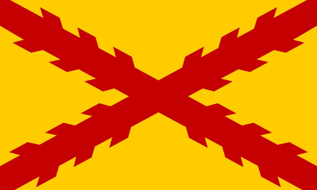 bandera tercios viejos