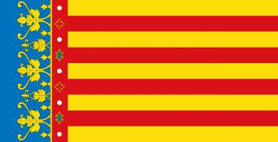 bandera valencia
