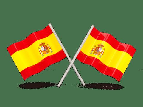 banderines de españa png