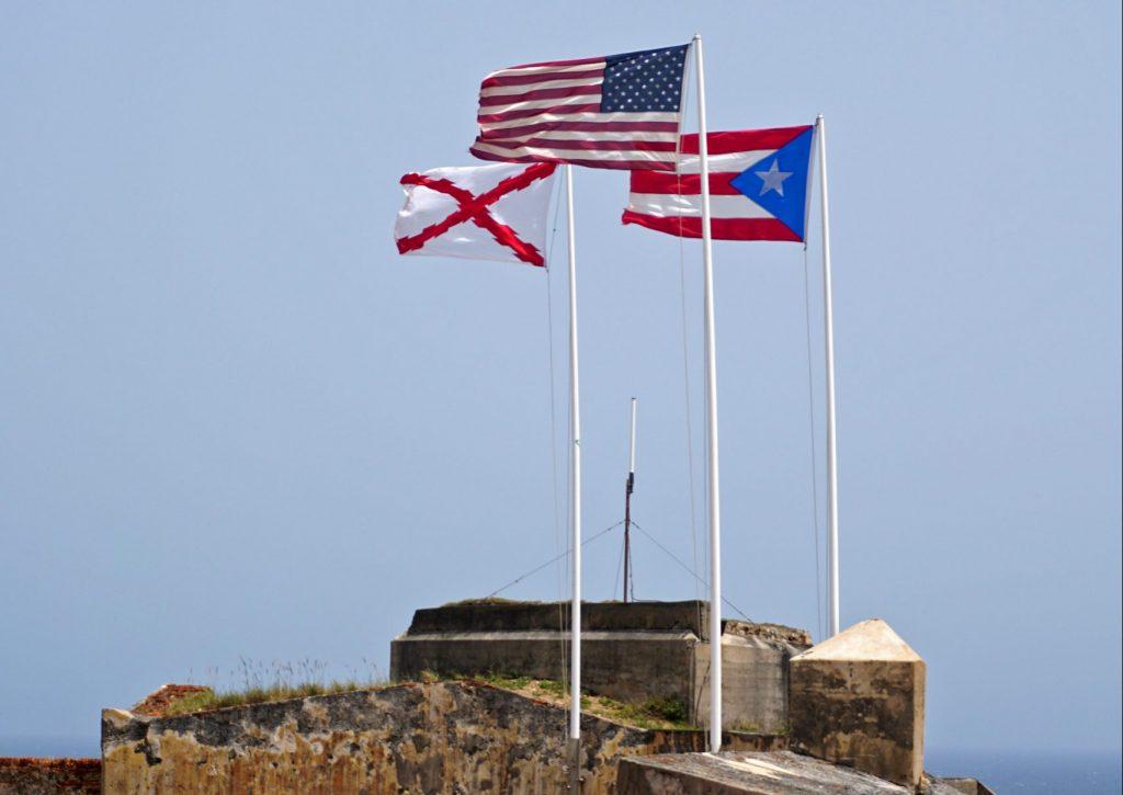 Castillo San Felipe del Morro, Viejo San Juan, Puerto Rico