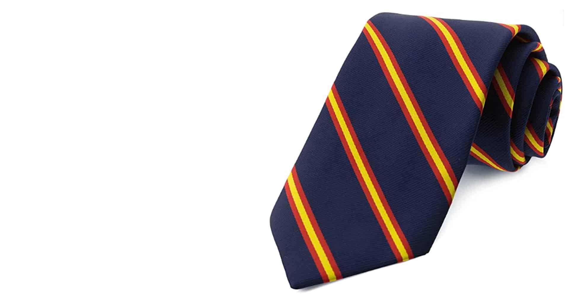 corbatas españa