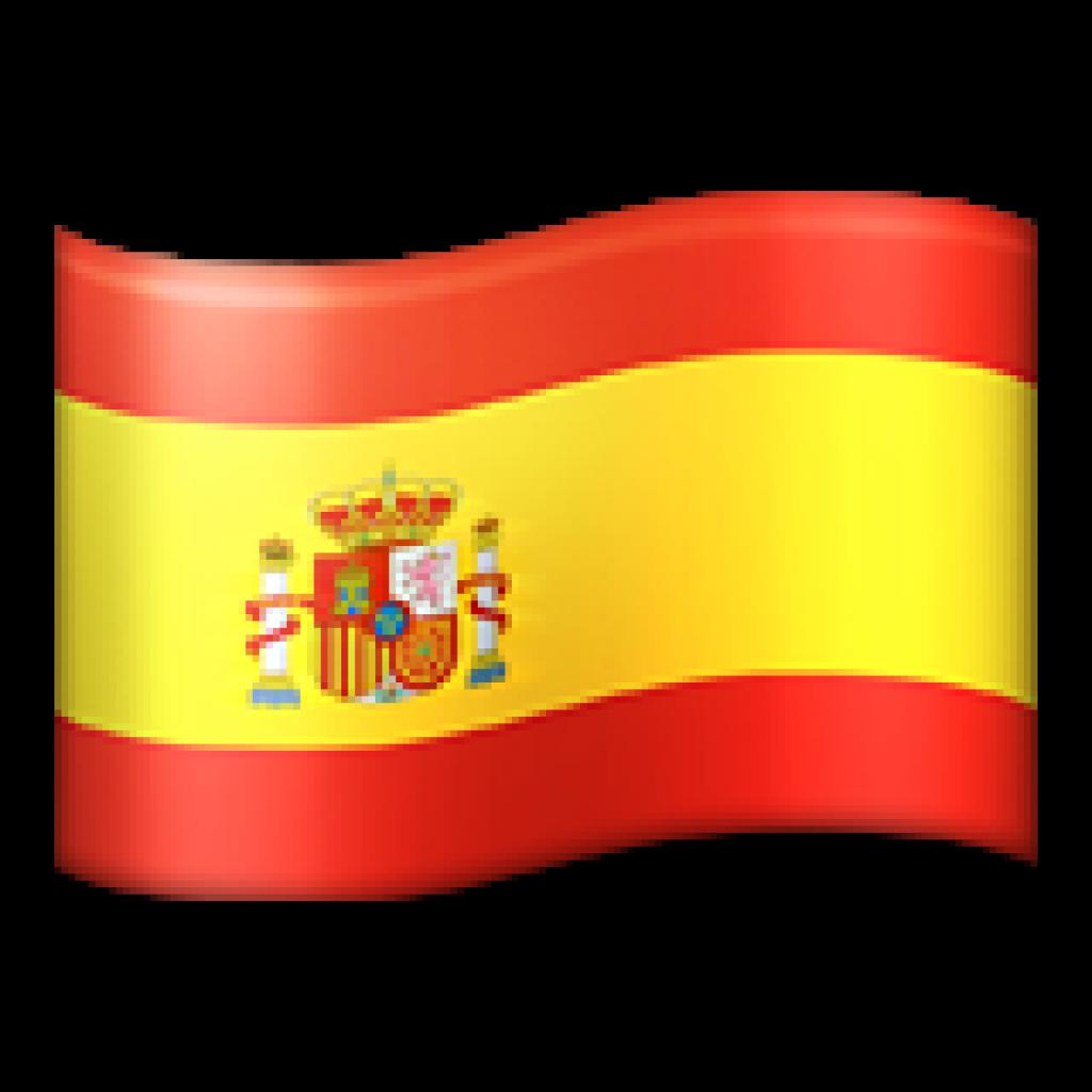 emoji bandera españa png