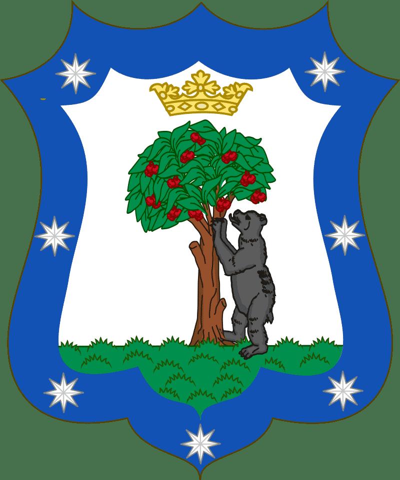 escudo madrid 1554