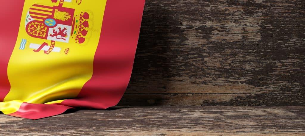 foto bandera española
