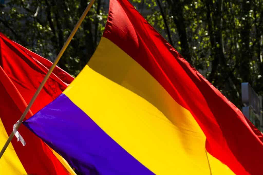 imagen bandera españa republicana