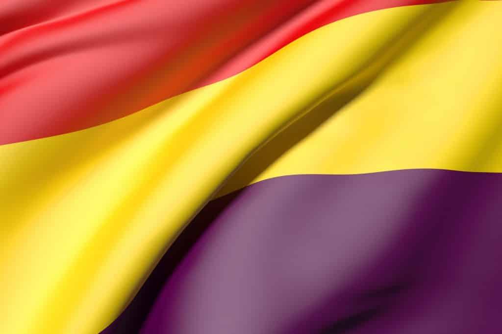 republic spain flag