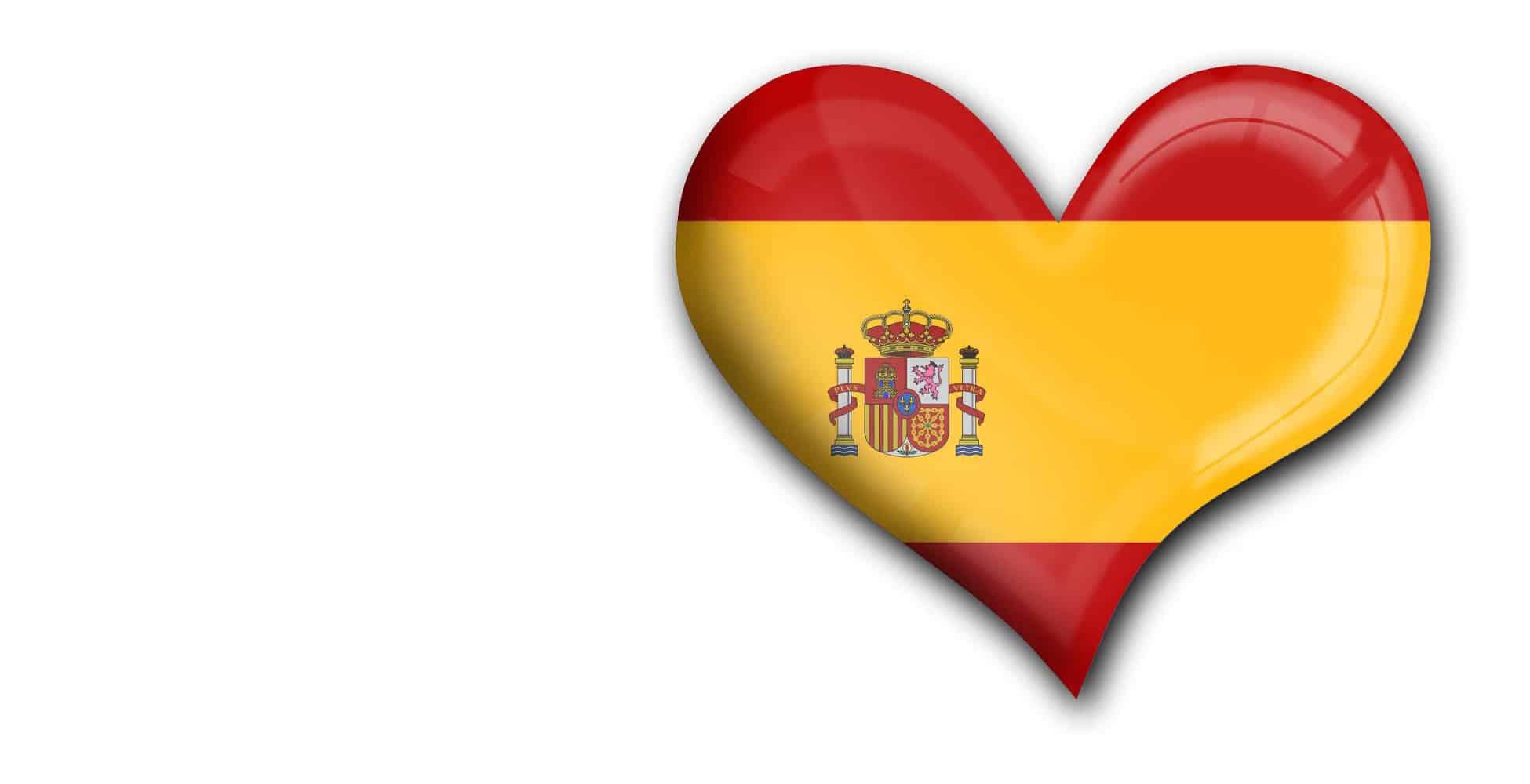 imanes bandera españa