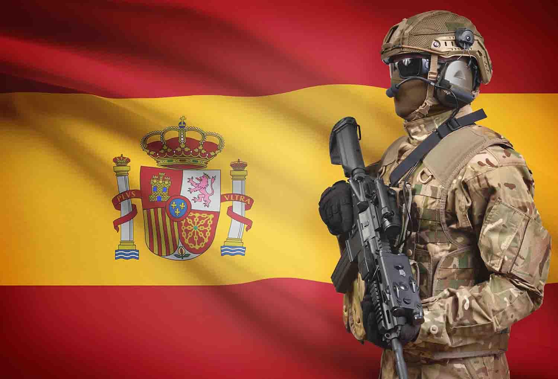 marchas militares españa
