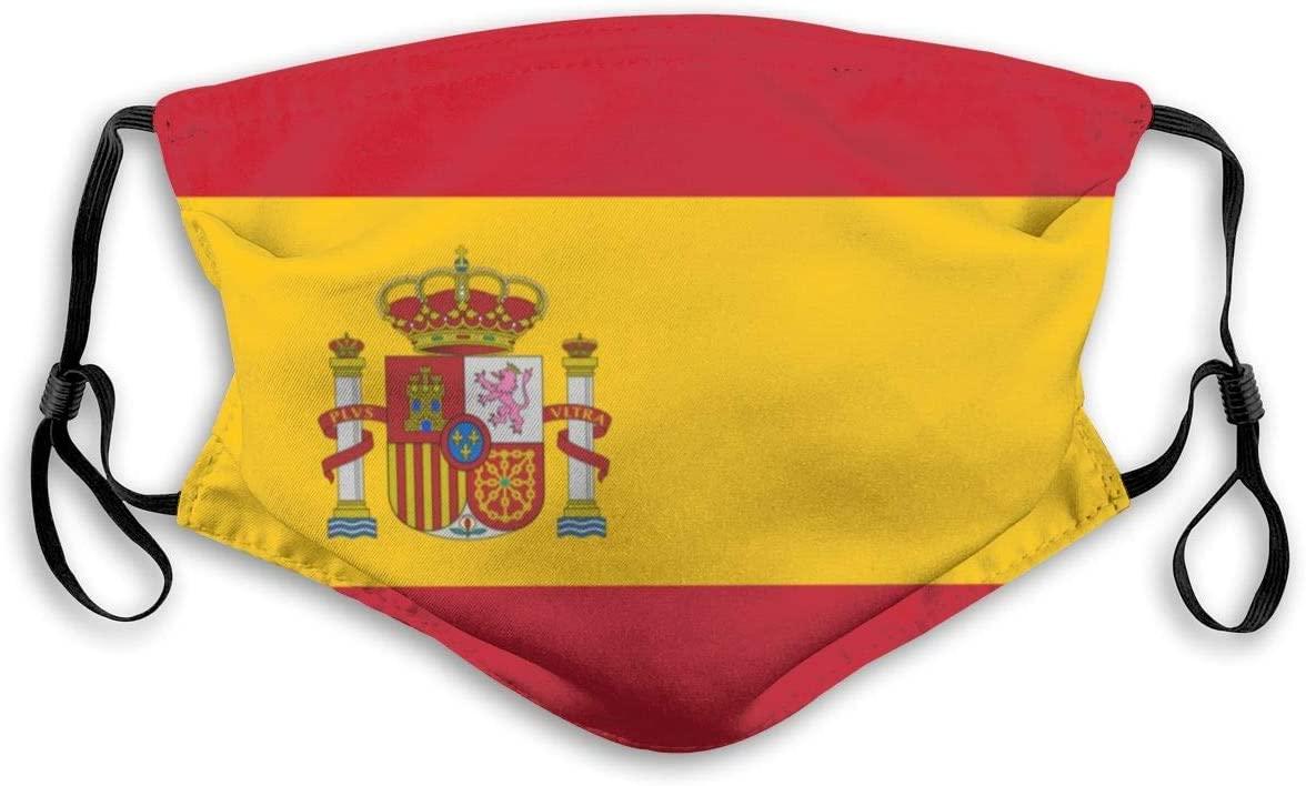 mascarilla bandera españa