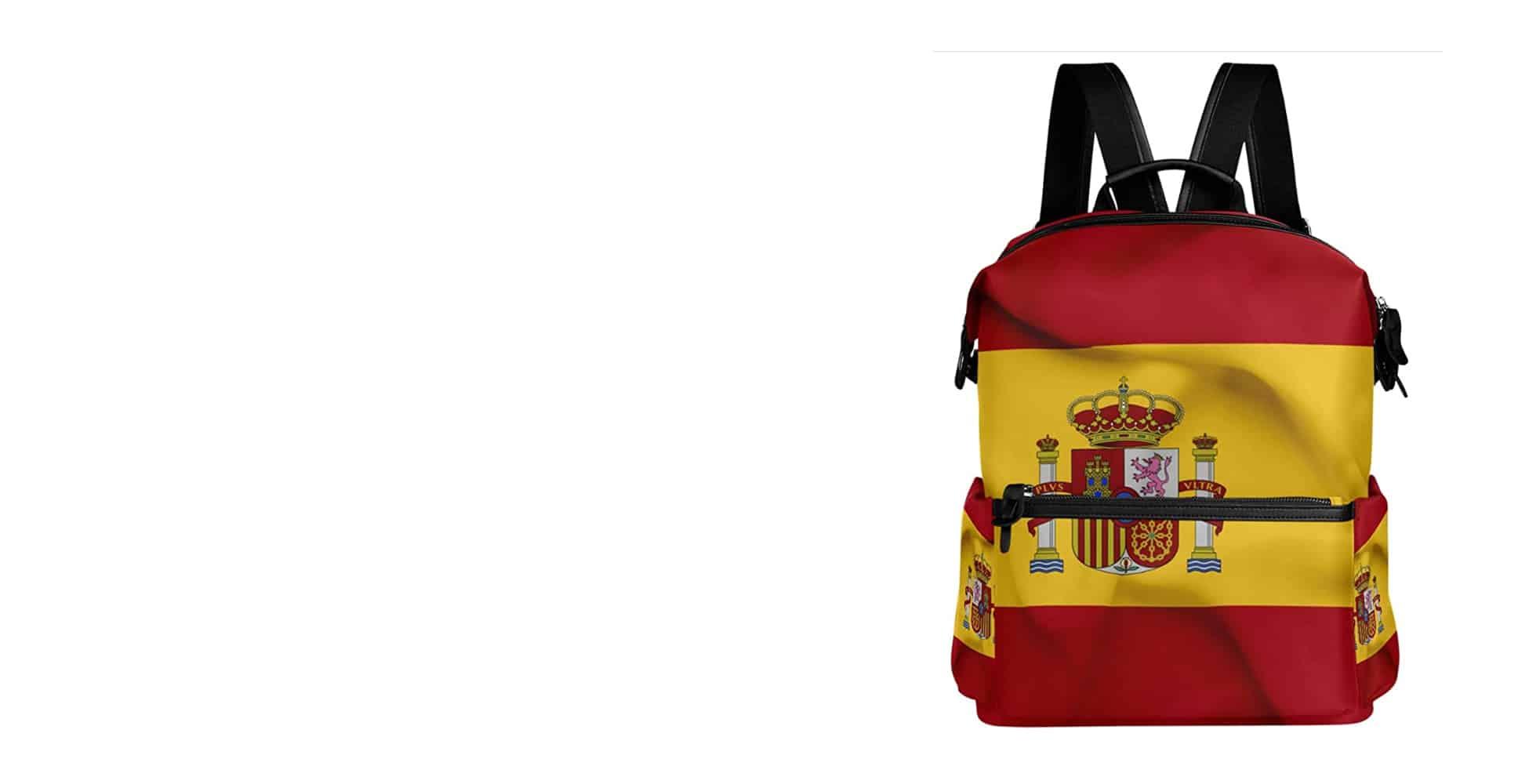 mochilas españa