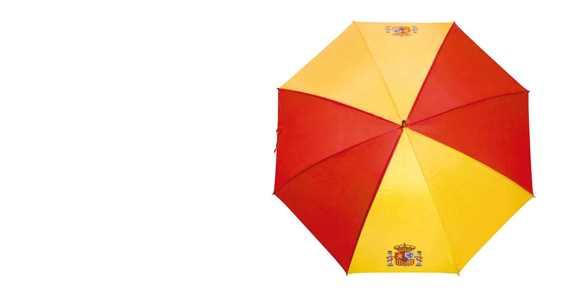 paraguas españa