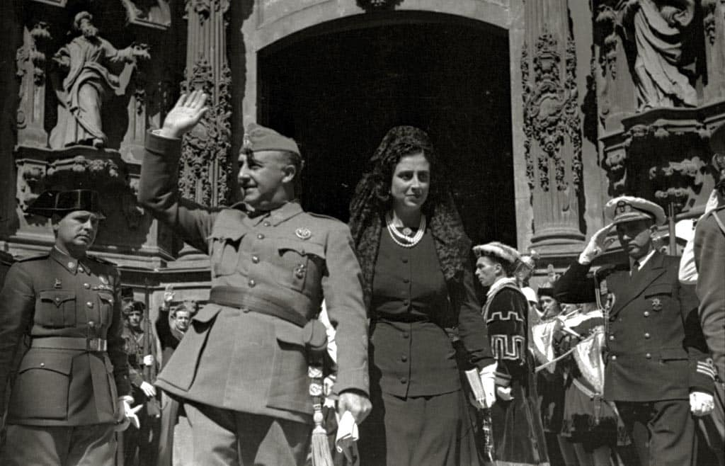 regimen franquista