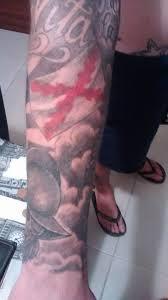 tatuaje cruz