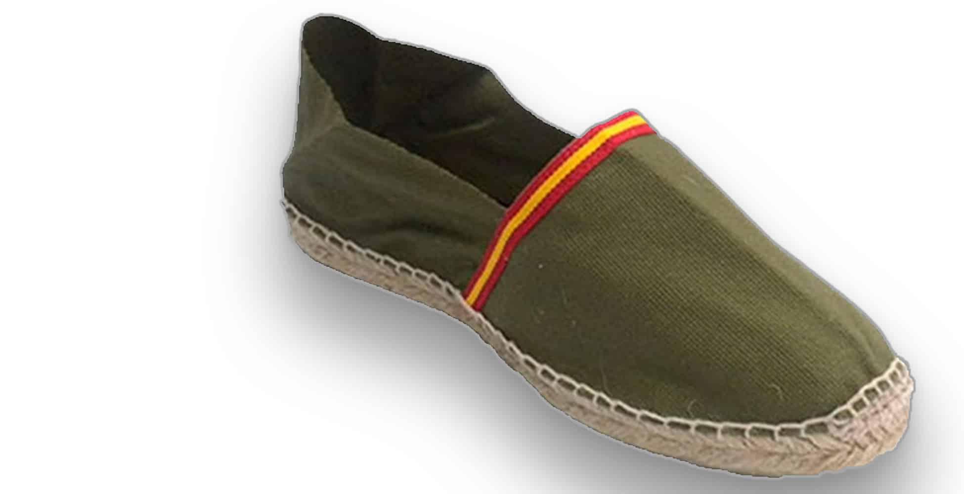 zapatillas bandera españa